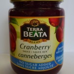 TBF Cranberry Sauce NSA 375mL